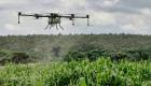 Empresas públicas e privadas discutem o uso de drones na pulverização e no controle biológico da lav