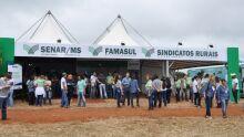 Abertura da 14ª Dinapec em Campo Grande
