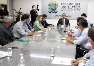 Governo, deputados e setor produtivo debatem medidas para impulsionar desenvolvimento