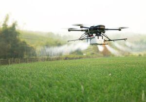 Mapa regulamenta o uso de drones em atividades agropecuárias