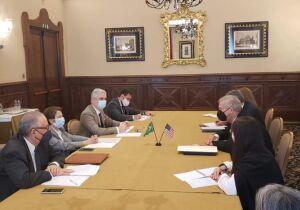 Na Itália, Tereza Cristina participa de reunião dos ministros da Agricultura do G20