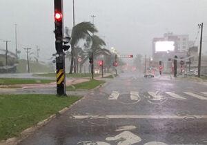 Chuvas retornam com chance de grandes acumulados para região sul do Estado