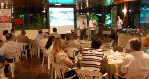 Recoluta reuniu dezenas de produtores  com o tema Boas Práticas na suinocultura