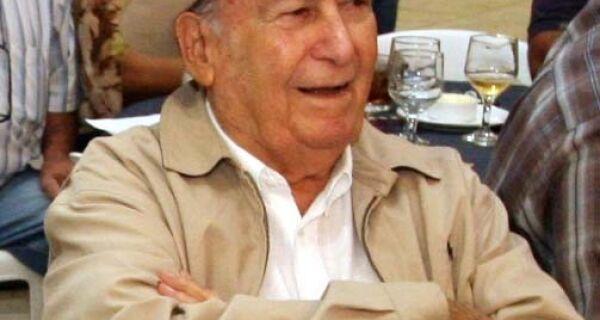 Lúdio Coelho completa 87 anos hoje