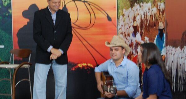 Grandes nomes da música regional agitam a Expo MS, a maior feira do agronegócio de MS