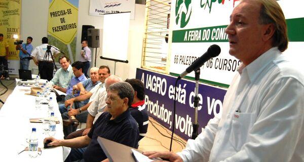 Presidente do JBS-Friboi diz para os produtores não terem medo