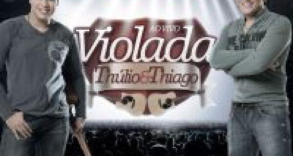Thúlio & Thiago se apresentam hoje na Expo MS