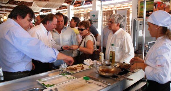 Pavilhão Pantanal Sustentável da Expo MS tem agenda cheia de atrações
