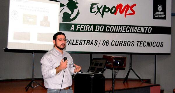 Palestras da Expo MS são transmitidas ao vivo pelo site da Acrissul