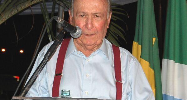Discurso de Lúdio Coelho na Expo MS é reprisado hoje (09) na TV Agromix