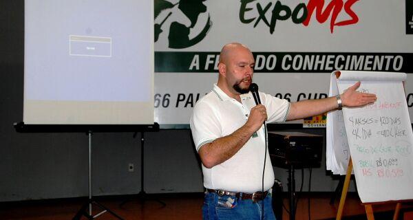 Senar realiza 1° Curso de Avaliação da Conformação Ideal de Vacas Leiteiras na Expo MS