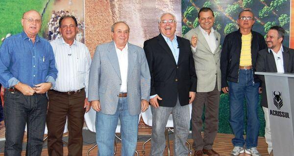 Programa Caminhos da Produção aproxima parlamentares de produtores rurais