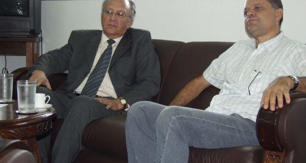 Acrissul convida Evo Morales a participar da abertura da Expogrande 2010