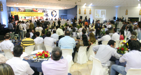No lançamento da Expogrande, autoridades destacam a nova dimensão que o evento assume