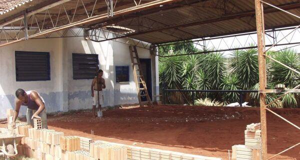 Acrissul prepara instalações para alojar tratadores durante a Expogrande