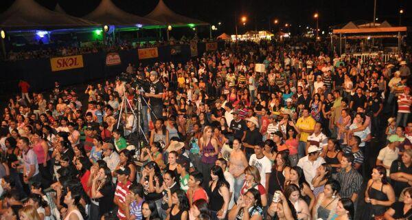 Segunda ExpoMS encerra com grande público em gravação de CD