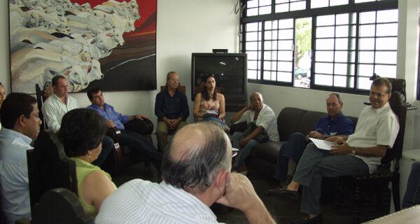 Acrissul prepara calendário da Expogrande 2011