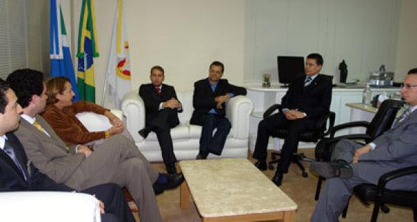 """Entidades de classe reforçam comissão para exigir investigação de suposto """"mensalão do Parque dos Po"""