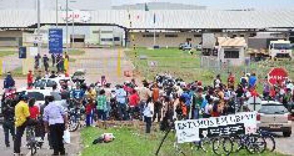 Greve no Bertin gera tumulto na eleição do sindicato