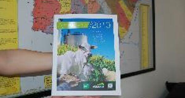Publicação traz dados sobre produção agrícola e pecuária