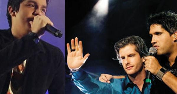 Luan Santana e Victor e Léo são atrações confirmadas na Expogrande 2011