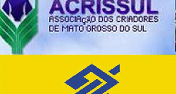Banco do Brasil instala posto de arrecadação na Acrissul