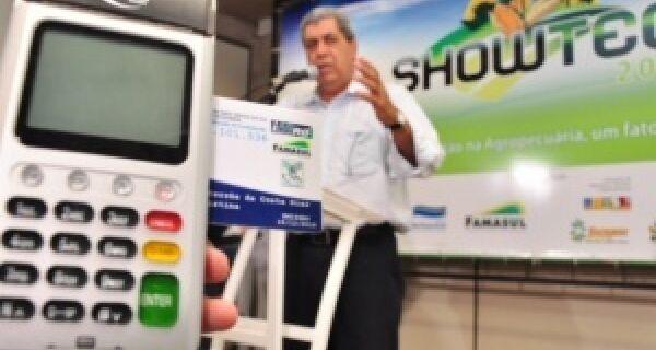 Governador institui fundo para agropecuária e lança cartão do produtor