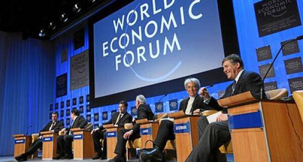 Fórum Econômico Mundial termina em tom animador