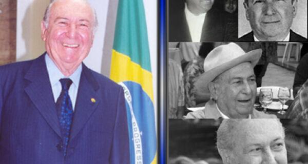 Morre Lúdio Martins Coelho, aos 88 anos
