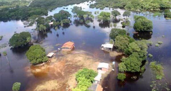 Pico da cheia de 2011 vai inundar cerca de 23% do Pantanal