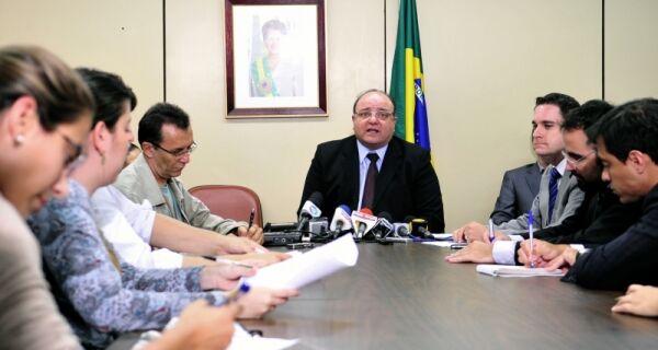 Código Florestal deverá ser votado na última semana de maio, diz Vaccarezza