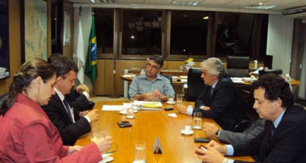 Reunião em Brasília define criação do Centro Tecnológico da Pecuária Sustentável de MS