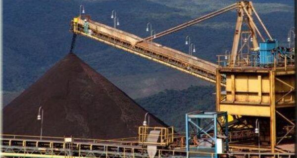 Presidente da Vale não crê em novos aumentos de preço do minério de ferro