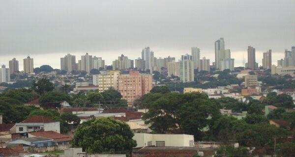 Pode chover forte nesta quinta-feira em Mato Grosso do Sul