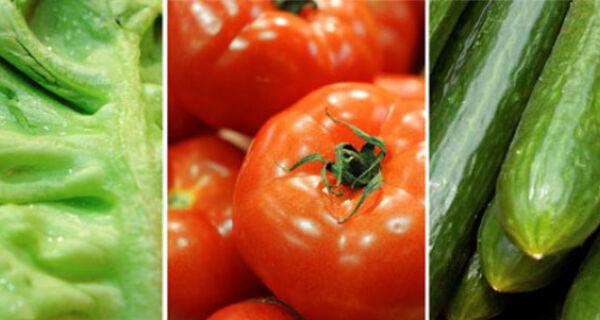 Rússia aceitará verduras europeias mediante garantias do país exportador
