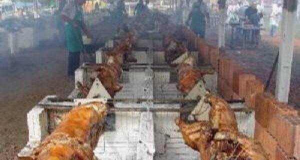 Festa do Porco no Rolete espera mais de 20 mil pessoas