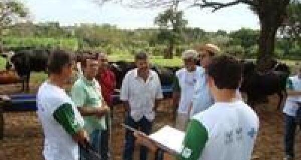 Produtores rurais recebem capacitação pelo Negócio Certo Rural