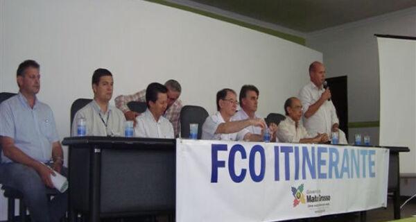Sul do Estado recebe encontros regionais do FCO Itinerante