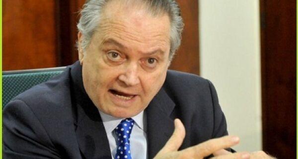 PF pede o indiciamento de Wagner Rossi após investigar suspeitas de corrupção