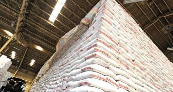 Governo aplicará R$ 28 milhões na compra de 50 mil toneladas de arroz