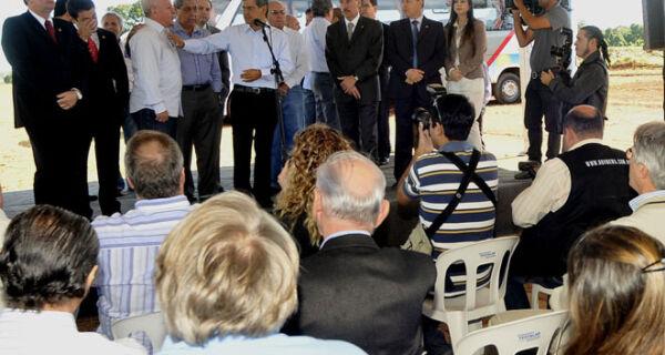 Obras da Cidade do Ônibus começam com investimentos de R$ 50 milhões
