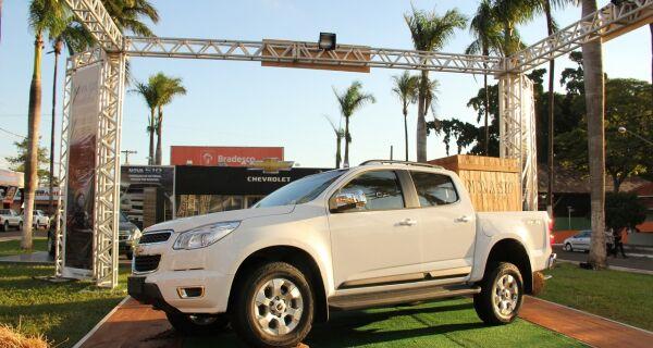 General Motors reúne concessionárias Chevrolet na Expogrande