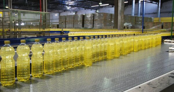 Porto de Santos recebe 58% do óleo de soja bruto de MS