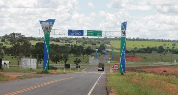 Nova rodovia ligará Ilha Solteira a Chapadão passando pela MS 112