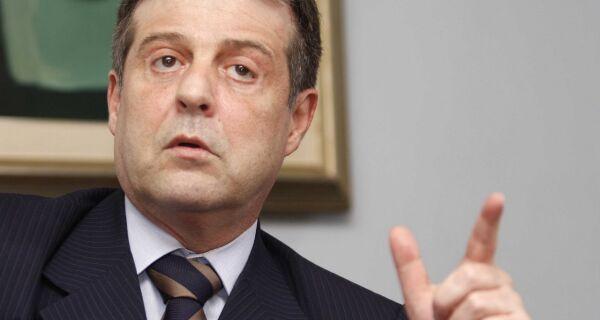 """""""A culpa é da imprensa"""" diz Mendes Ribeiro"""