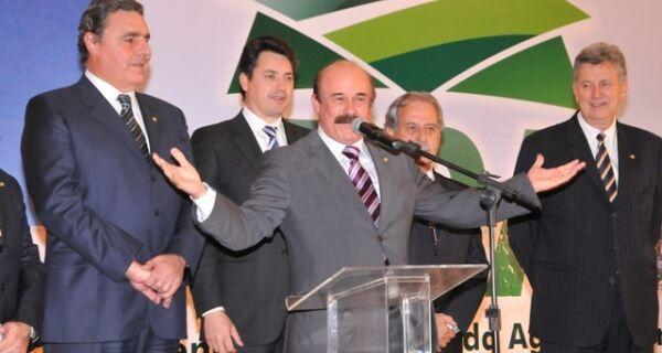 Deputado Homero Pereira assume presidência da Frente Parlamentar da Agropecuária