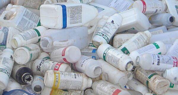 Brasil é referência na destinação de embalagens vazias de agrotóxicos