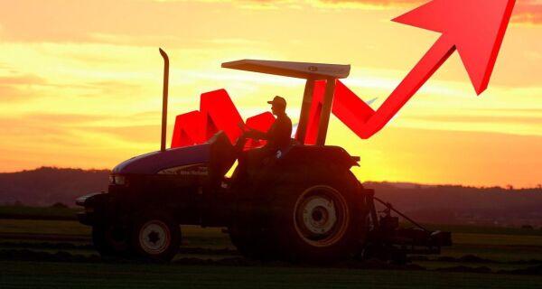 Faturamento da agropecuária atinge recorde de R$ 50,4 bilhões no PR
