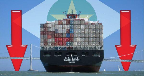 Mato Grosso perde posição no ranking brasileiro de exportação