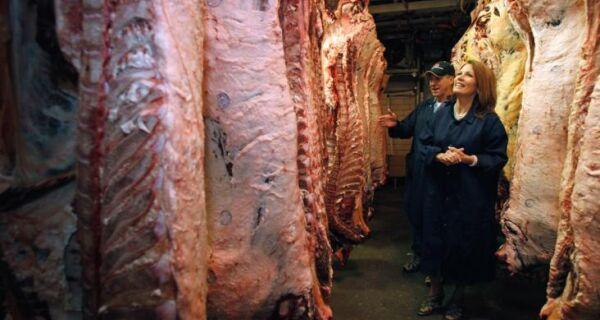 Exportação de carne bovina registra queda histórica na Argentina